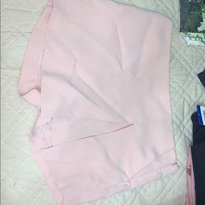 BRAND NEW blush pink skorrt!